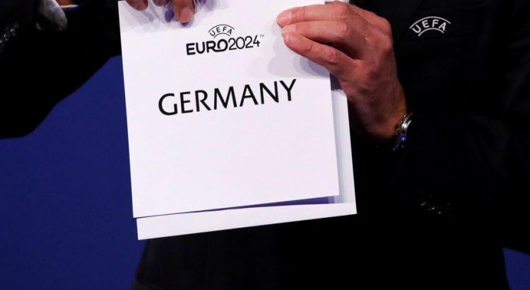 L'Allemagne accueillera l'Euro-2024