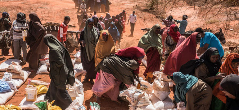 La faim a progressé dans le monde en 2017