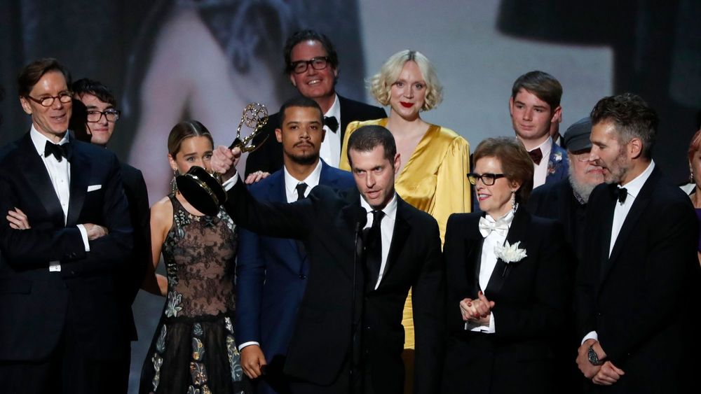 Emmy Awards: « Game of Thrones » sacrée meilleure série dramatique