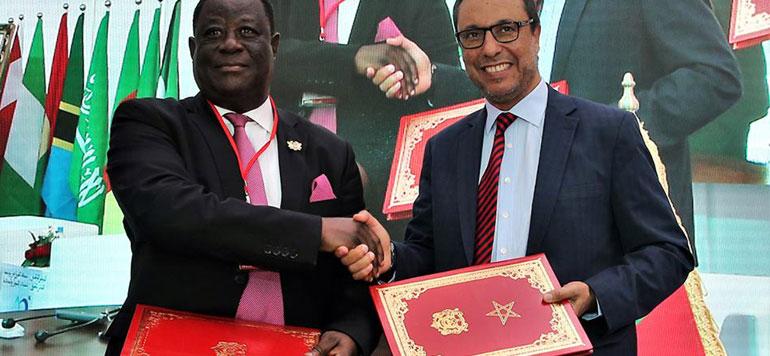 Maroc-Ghana : signature d'un mémorandum d'entente sur la coopération technique dans le domaine routier