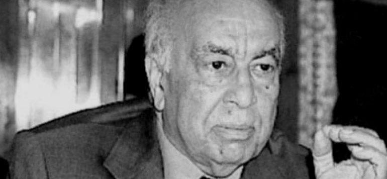 Mohamed Karim Lamrani n'est plus..