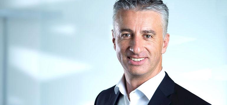 Olivier Rihs, nouveau directeur du Salon automobile de Genève
