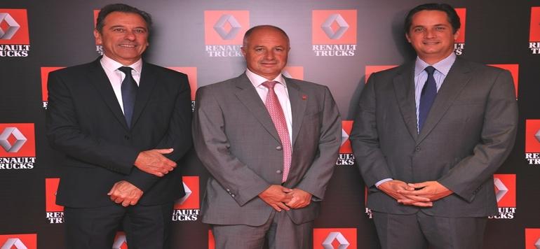 Renault Trucks : Bruno Blin relève ses ambitions au Maroc