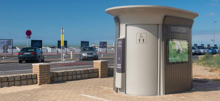 Casablanca. Voici à quoi ressembleront les nouvelles toilettes publiques