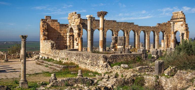 Une convention maroco-italienne pour la restauration de 4 sites archéologiques