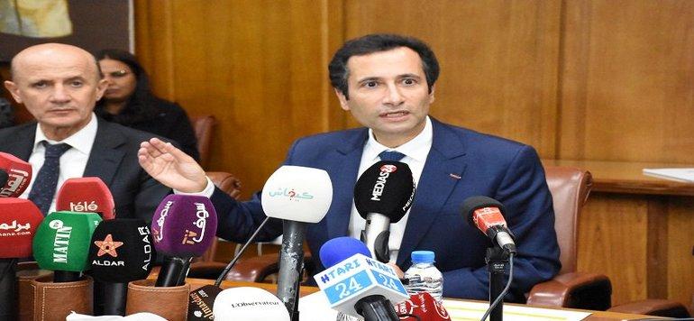 Conférence de presse de Benchaâboun sur le PLF2019 : Verbatim