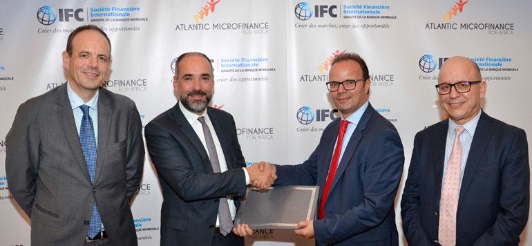 Afrique : AMIFA et IFC s'allient en faveur des microentrepreneurs