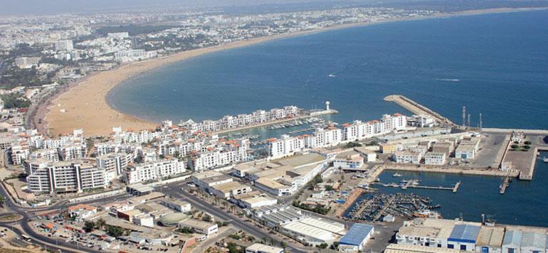 Agadir aura son technopark