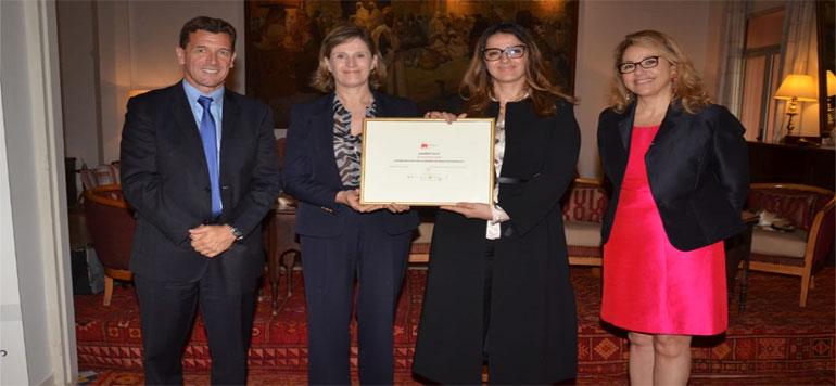 Attijariwafa bank remporte le trophée Défis RSE Maroc 2018