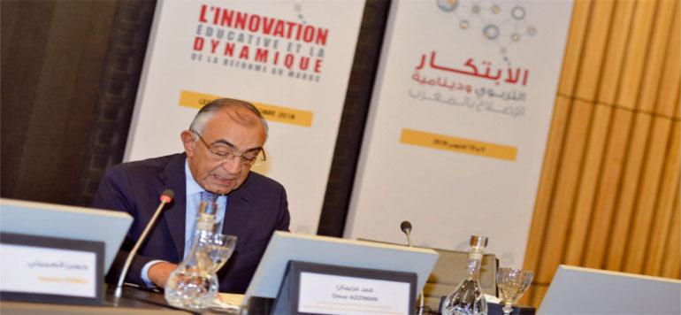 Omar Azziman promeut la culture de l'innovation