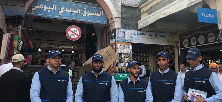 BMCE Bank à la rencontre des commerçants du Souss