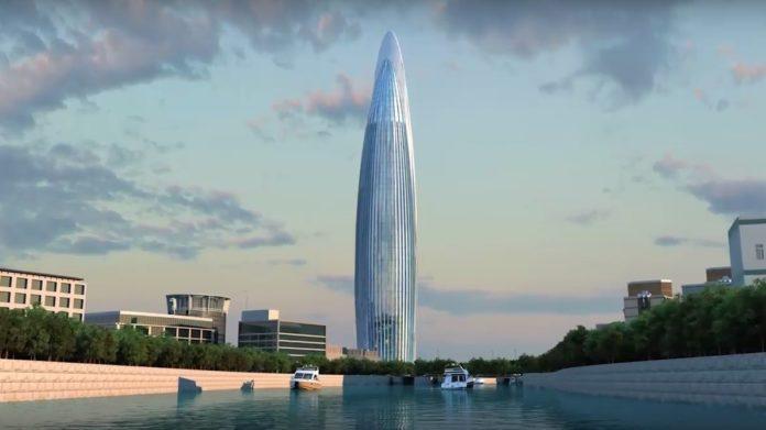 Bank of Africa Tower :  lancement des travaux de la plus haute tour en Afrique