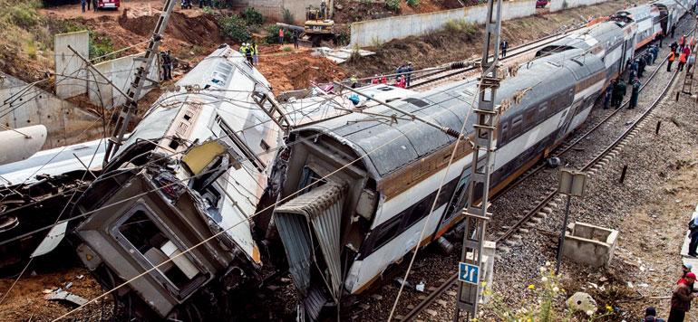 Maintenance de l'infrastructure et du matériel roulant, parent pauvre du rail marocain