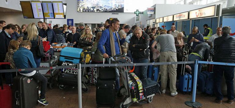 Grève des bagagistes : plus de 700 vols annulés à l'aéroport de Bruxelles