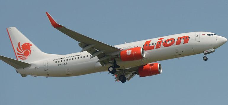 Un avion indonésien s'écrase en mer avec 189 personnes à bord