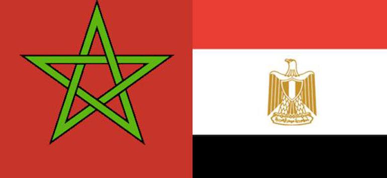 Maroc-Egypte : 505 millions de dollars d'échanges commerciaux en 2017