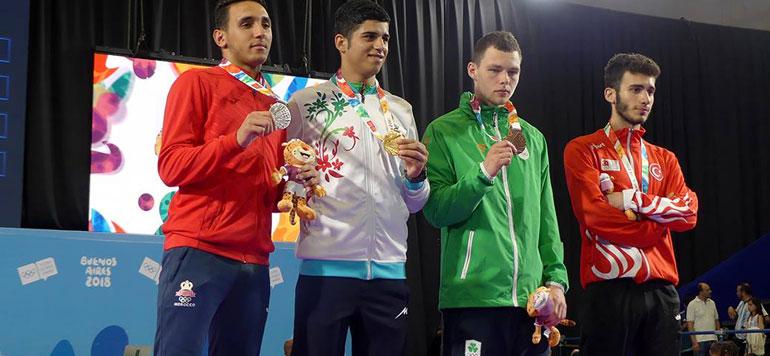 Jeux Olympiques de la Jeunesse 2018 : 7 médailles au total pour le Maroc
