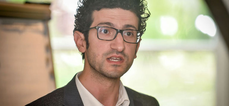 Mohamed Ridouani, nouveau maire de Louvain en Belgique