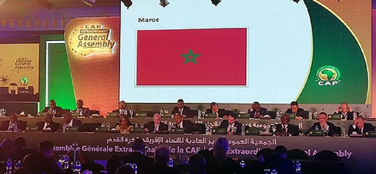 La FIFA choisit Marrakech pour son prochain congrès international sur le développement du football