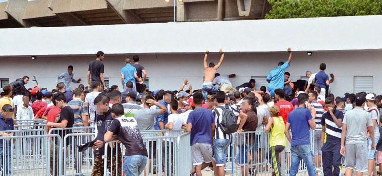 Billetterie : omerta sur le marché noir  dans le football !
