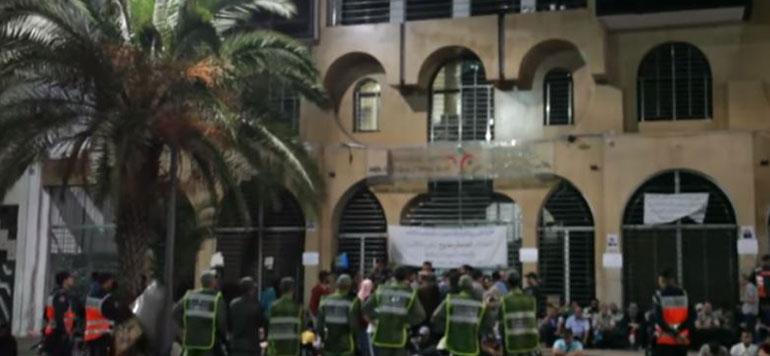 Décès d'un membre du groupe des non-voyants après sa chute du haut du bâtiment du ministère de la Famille