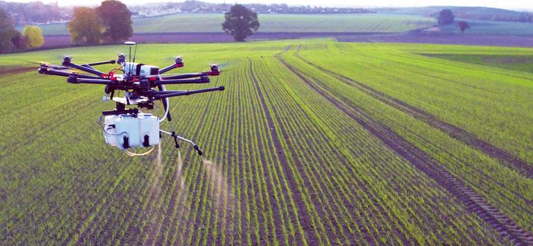 Les drones encore peu sollicités dans l'agriculture marocaine