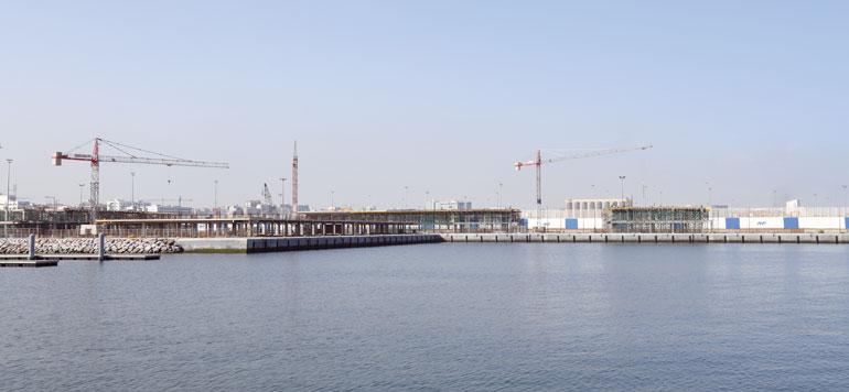 Reportage sur le nouveau port de pêche de Casablanca