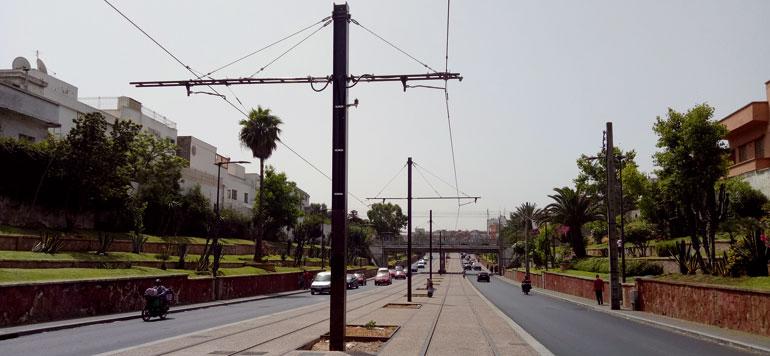 Tramway de Casablanca : la ligne T2 en service  fin 2018, la T3 et la T4 prévues pour 2022