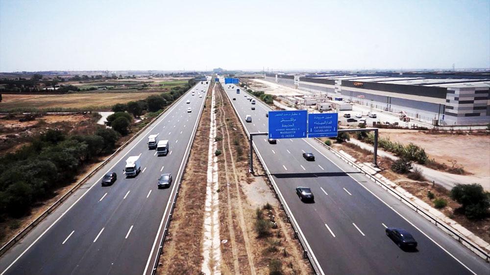 Autoroutes du Maroc : l'entretien du réseau a coûté 432 MDH en 2017