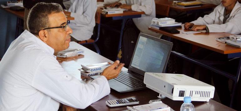 Education :  L'académie de Casablanca-Settat entend rehausser la qualité de l'enseignement des maths