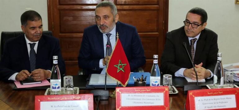 Elalamy à la rencontre des investisseurs privés à Agadir