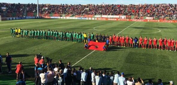 Laâyoune accueille un match de gala international