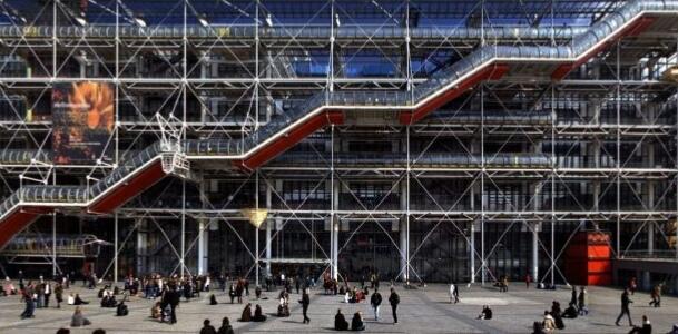 Le Centre Pompidou retire une exposition de propagande pro-polisario
