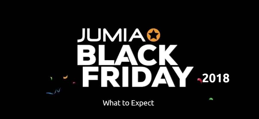 "Jumia lance le ""Black Friday 2018"""