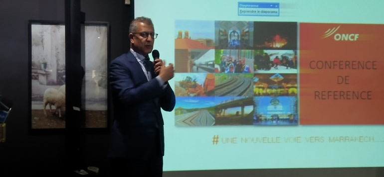 ONCF : Casablanca – Marrakech en 2h32
