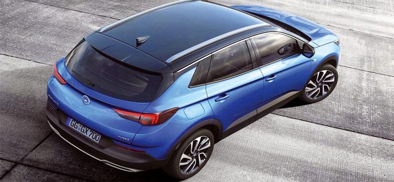 Opel a lancé la commercialisation du Grandland X au Maroc