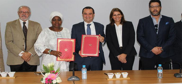 Agadir : Coopération Sud-Sud à Universiapolis