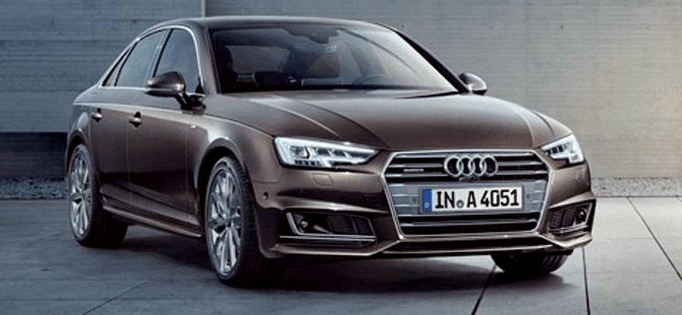 Nouvelle Audi A4 : le voyage  en première classe garanti !