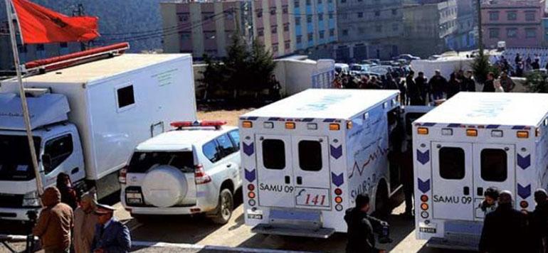Une caravane médicale pour les détenus de la région de Tanger