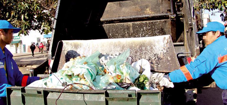 Nettoiement : les communes règlent leurs arriérés  de paiement