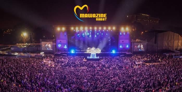 Le Festival Mawazine-Rythmes du Monde du 21 au 29 juin 2019