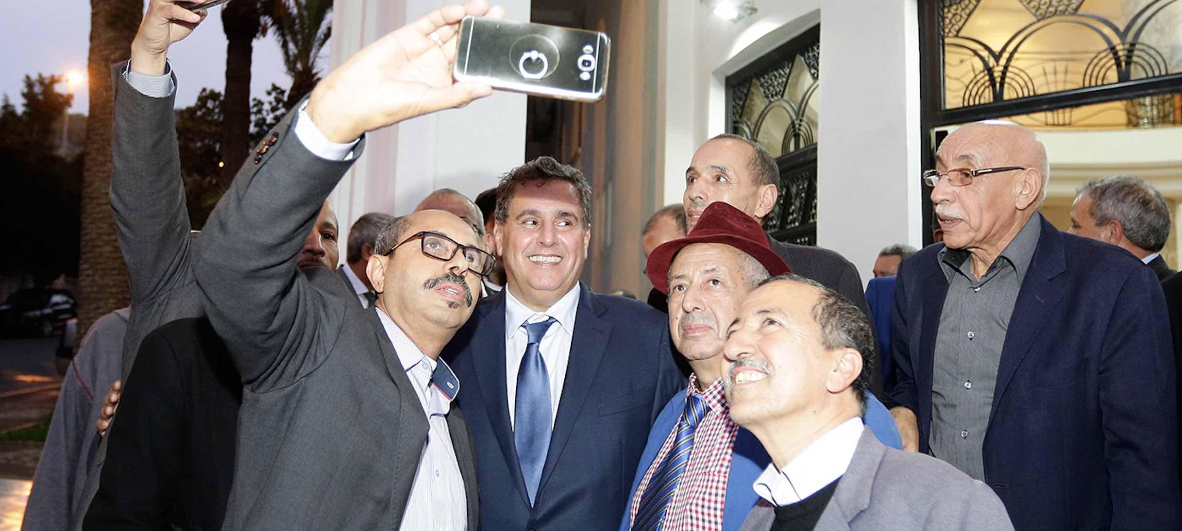 Souss-Massa : Akhannouch se penche sur les problématiques liées à l'arganier et au surpâturage