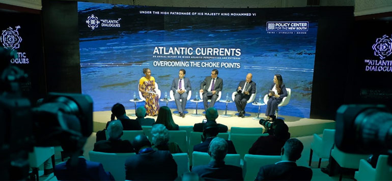 Policy Center for the New South lance la 7ème édition des dialogues de l'Atlantique