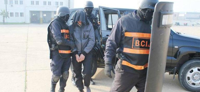 BCIJ : Démantèlement d'une cellule terroriste à Beni-Mellal