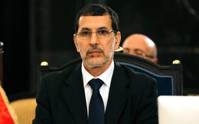 El Otmani s'entretient avec le ministre paraguayen des Affaires étrangères