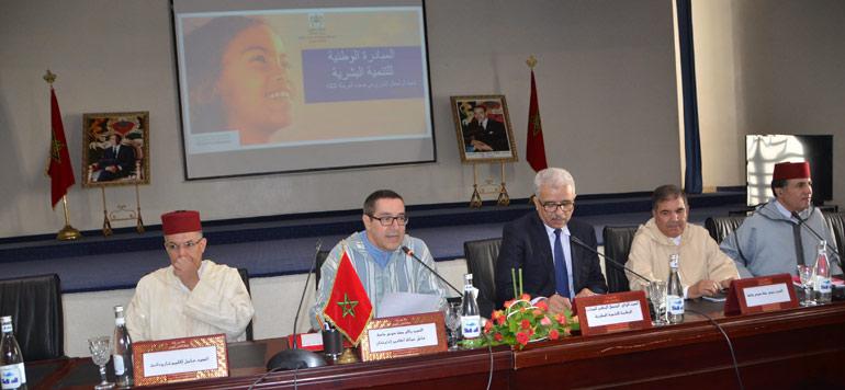 La 3ème phase de l'INDH expliquée à Agadir