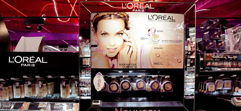 Cosmétiques : L'Oréal Maroc prévoit une croissance à deux chiffres dans un marché déprimé