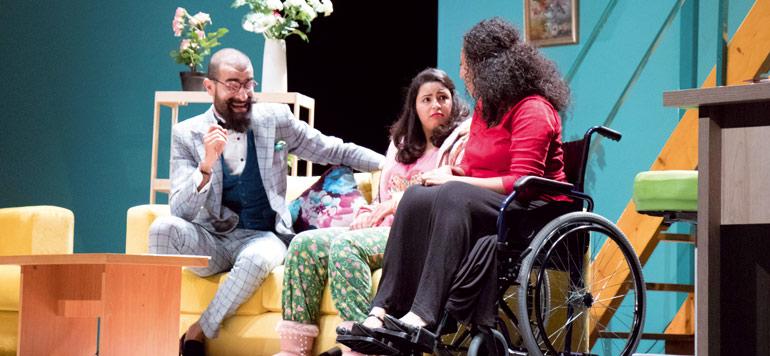 Khedmouni : quand le théâtre déglingue le chômage