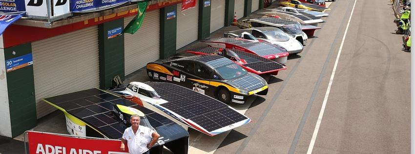 Des étudiants de Rabat planchent sur la construction d'une voiture solaire