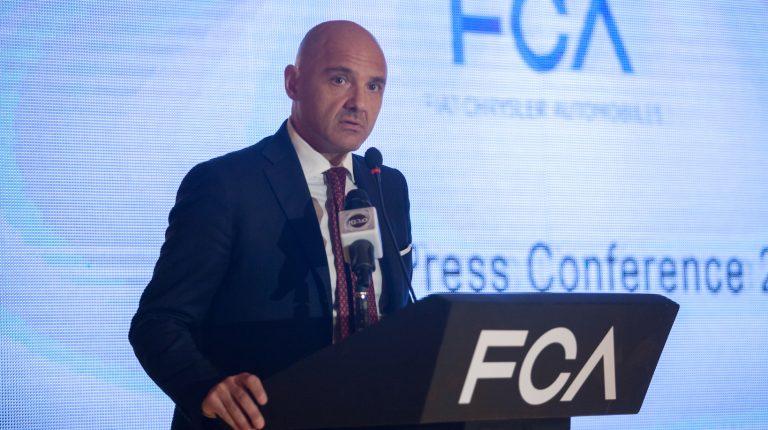 Entretien avec Francesco Monaco, PDG de Fiat Chrysler Automobiles Morocco